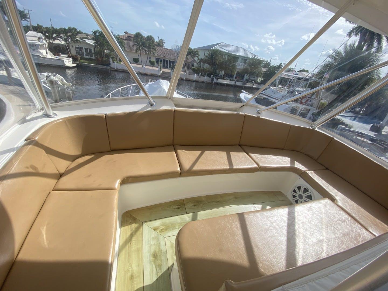 2001 Ocean Yachts 60' 60 Sportfish Tit 4 Tat | Picture 4 of 51