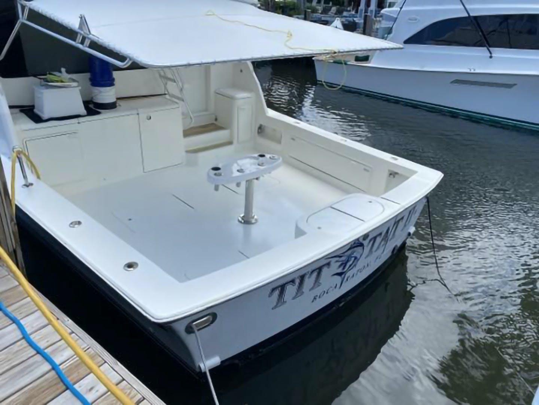 2001 Ocean Yachts 60' 60 Sportfish Tit 4 Tat | Picture 2 of 51