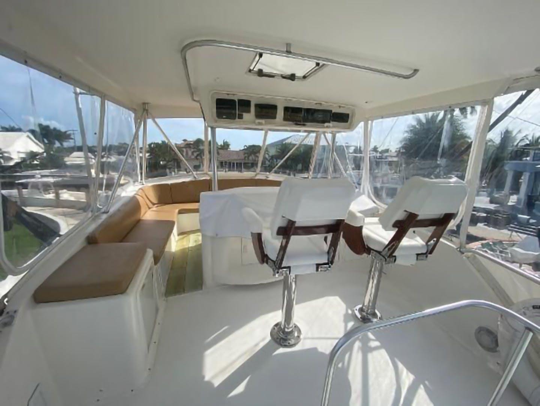 2001 Ocean Yachts 60' 60 Sportfish Tit 4 Tat | Picture 6 of 51