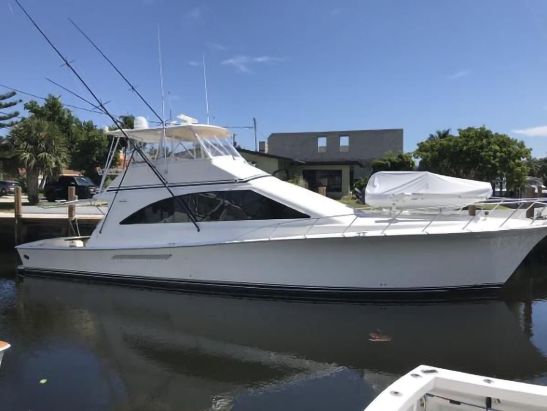 60' Ocean Yachts 2001 60 Sportfish Tit 4 Tat