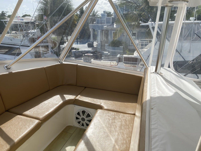 2001 Ocean Yachts 60' 60 Sportfish Tit 4 Tat | Picture 3 of 51