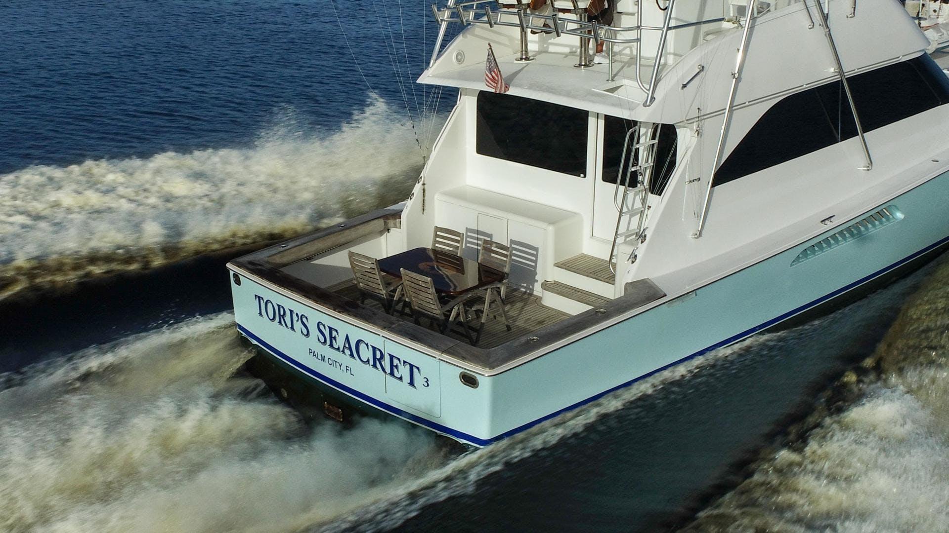 2004 Viking 61'  TORI'S SEACRET | Picture 5 of 92