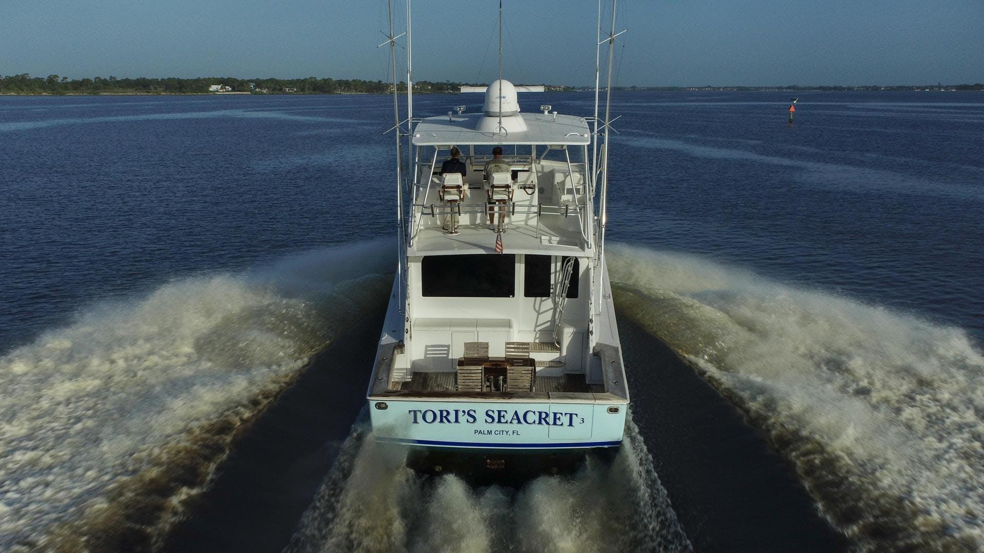 2004 Viking 61'  TORI'S SEACRET | Picture 8 of 92