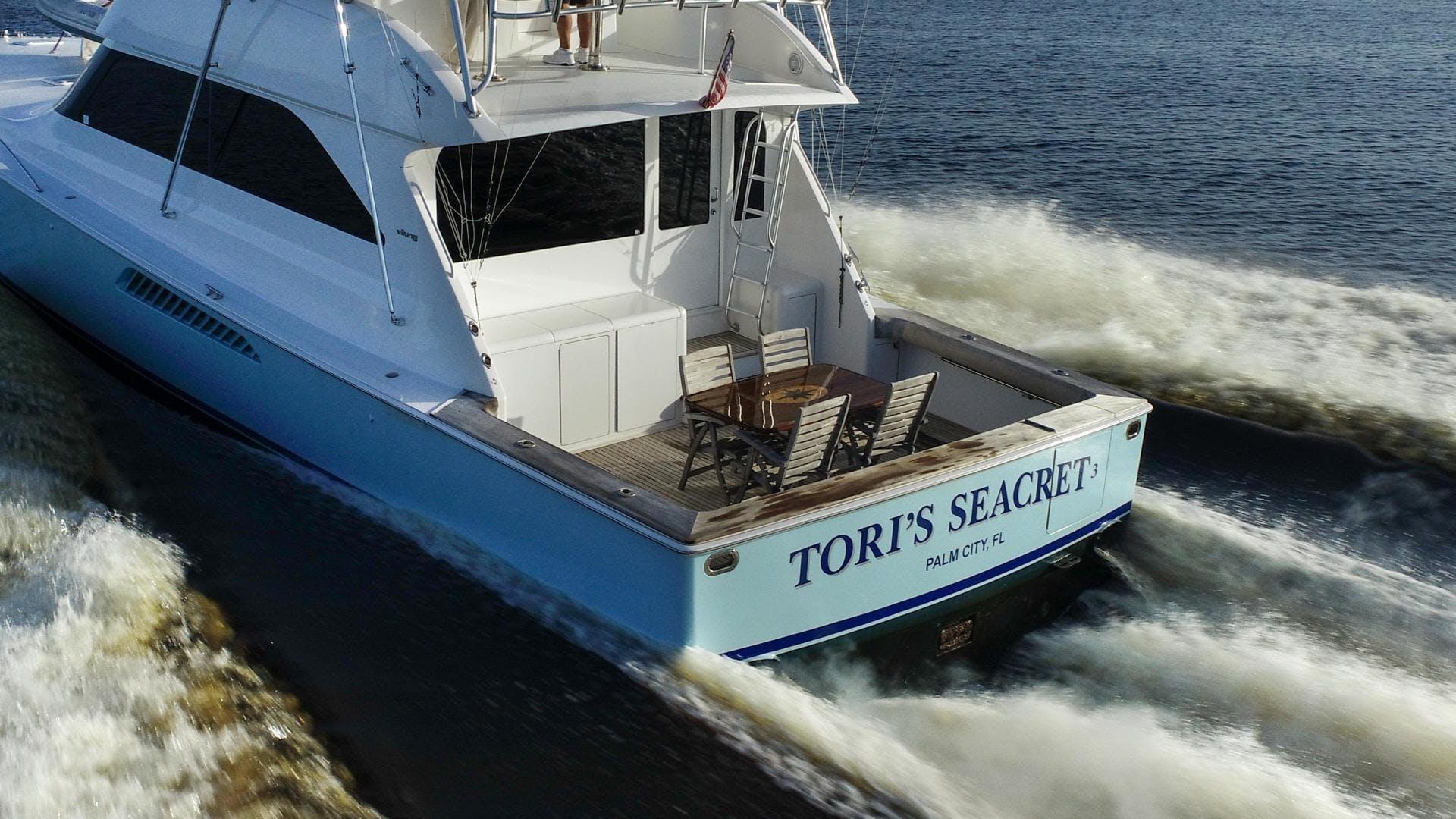 2004 Viking 61'  TORI'S SEACRET | Picture 4 of 92