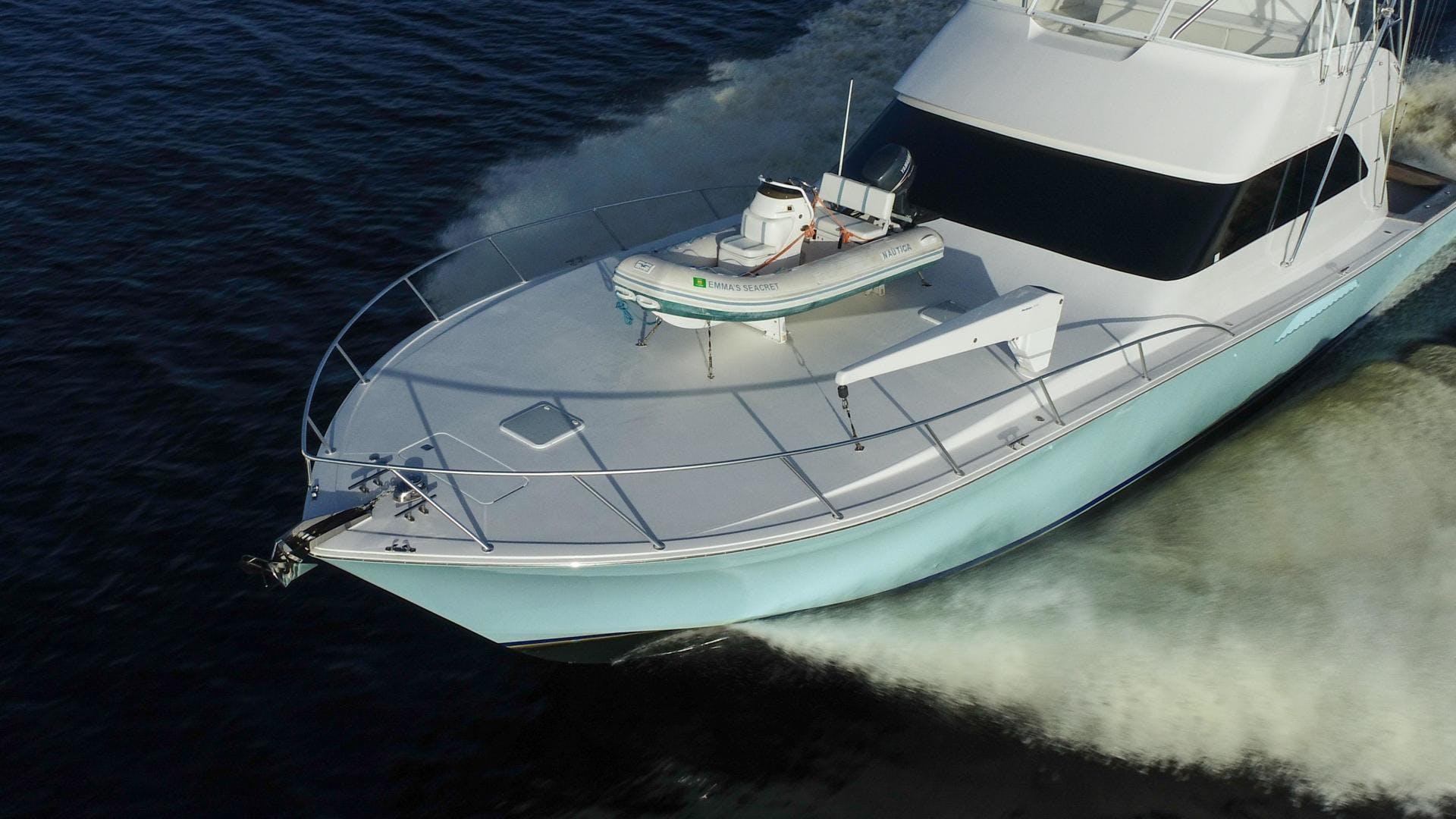 2004 Viking 61'  TORI'S SEACRET | Picture 2 of 92