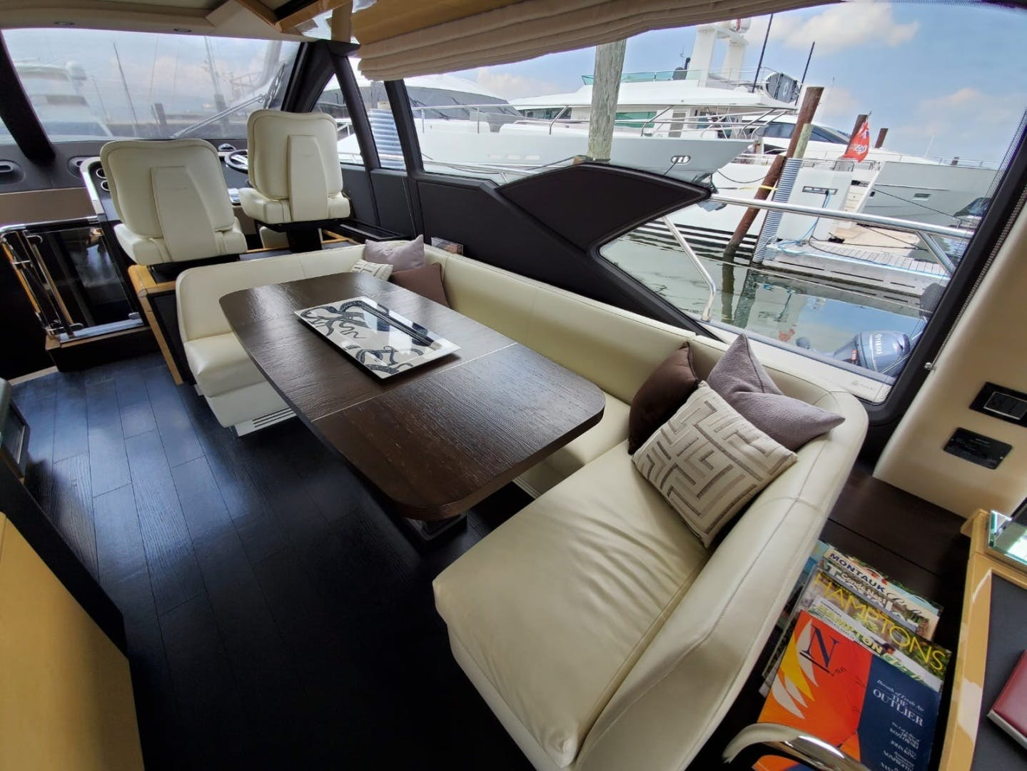 2018 Azimut 66' Flybridge Searenity II | Picture 1 of 116