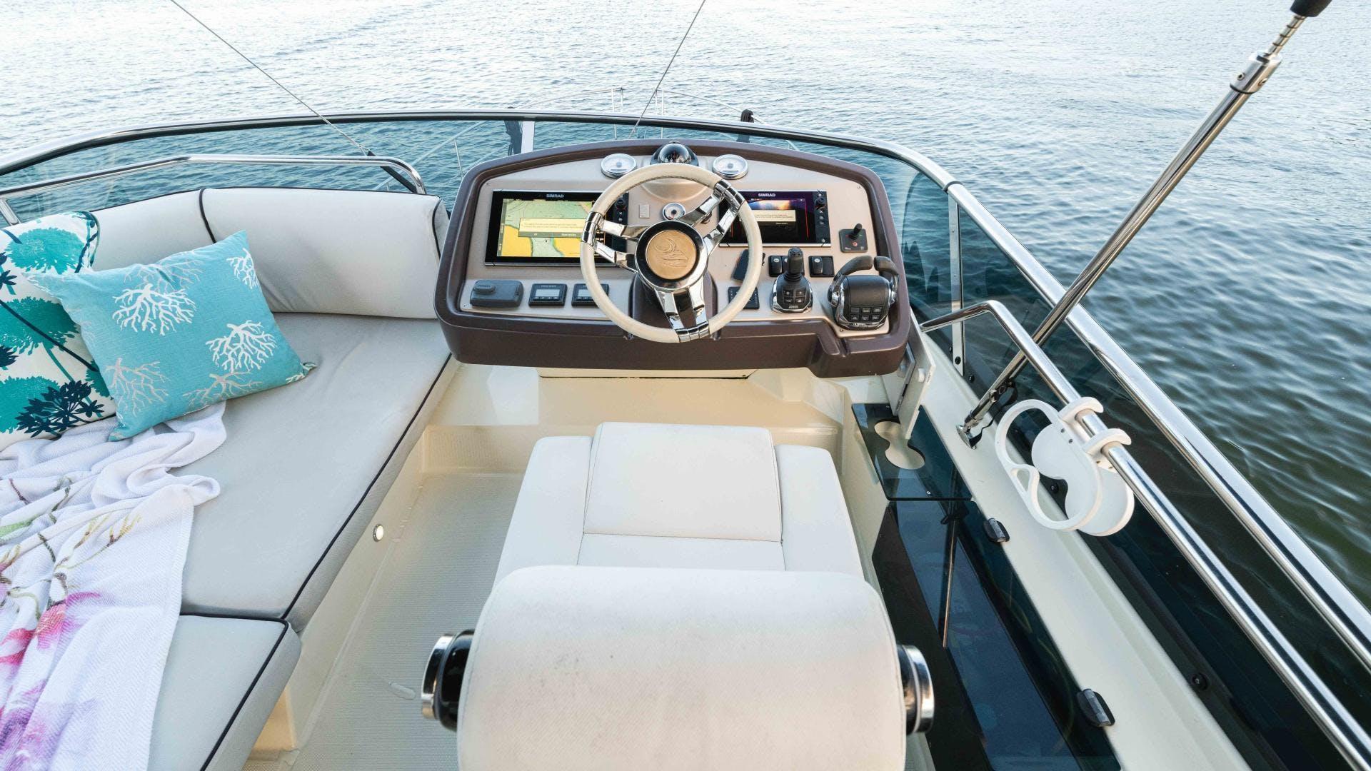 2016 Monte Carlo Yachts 50'  AQUA | Picture 8 of 95
