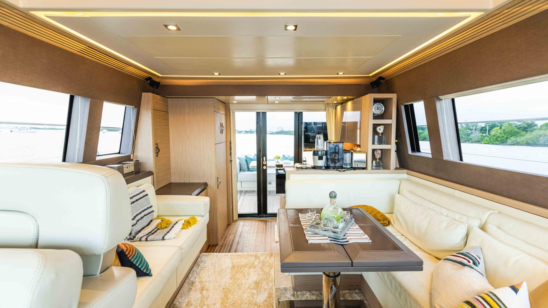 2016 Monte Carlo Yachts 50'  AQUA | Picture 6 of 95