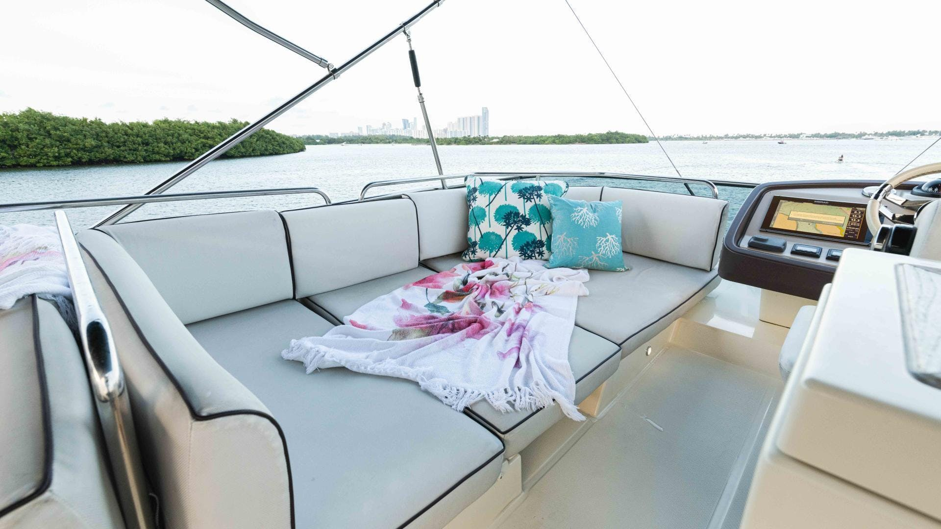2016 Monte Carlo Yachts 50'  AQUA | Picture 1 of 95