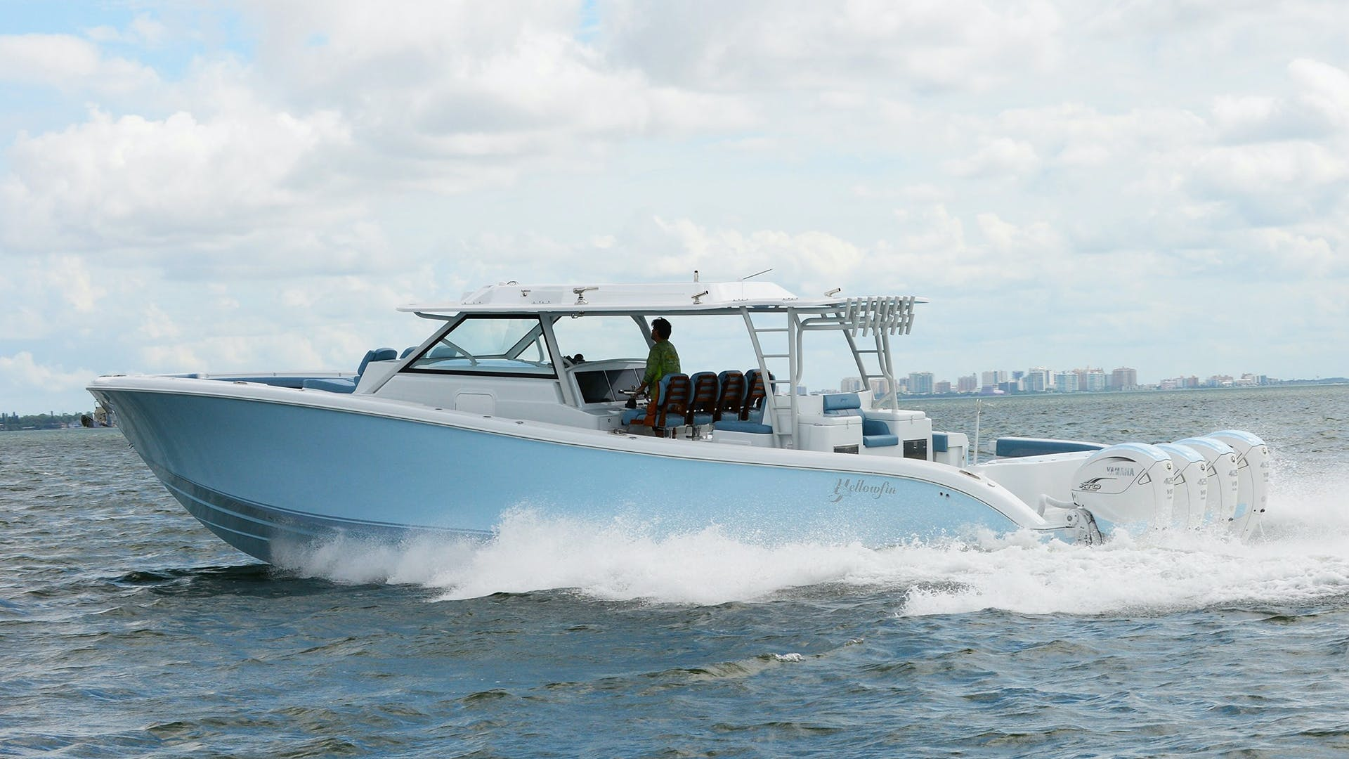 2021 Yellowfin 54' 54 Offshore  | Picture 1 of 22