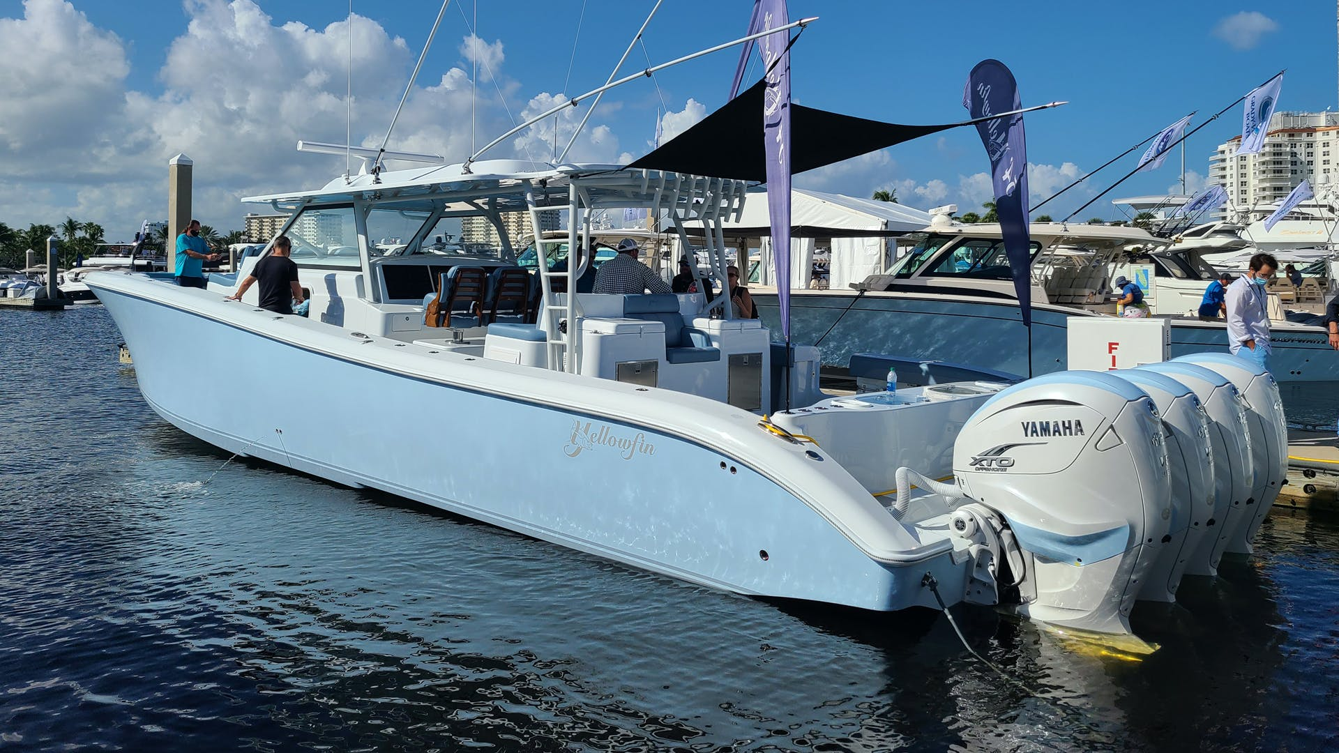 2021 Yellowfin 54' 54 Offshore  | Picture 2 of 22