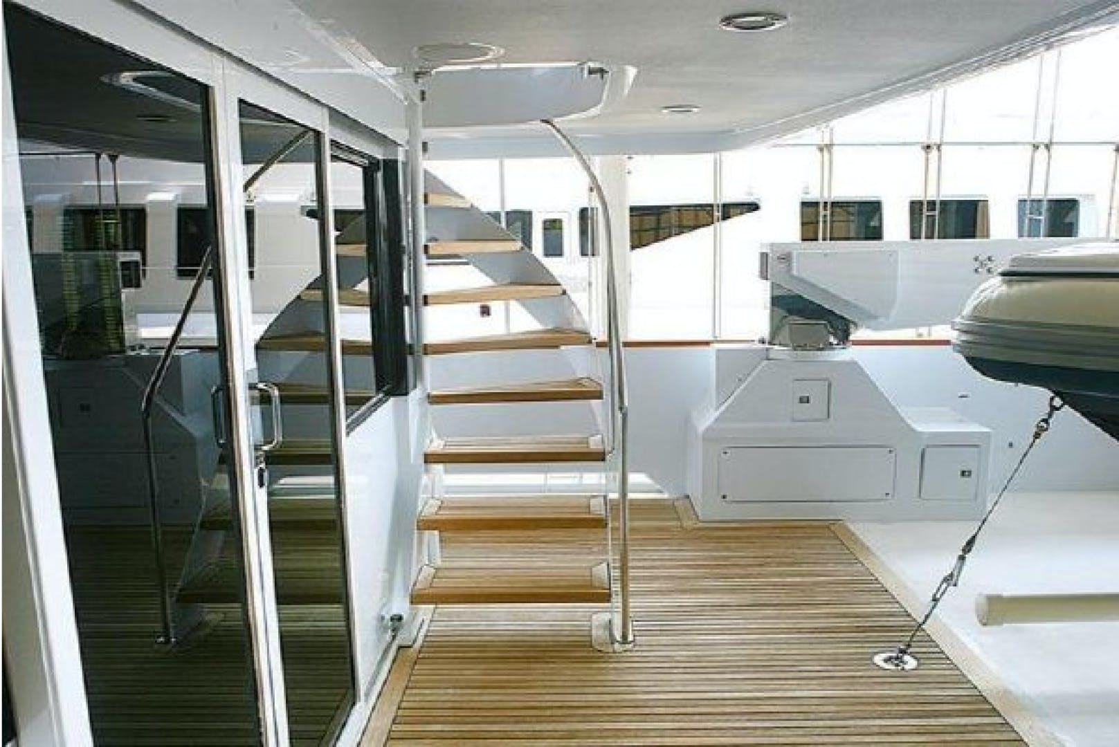 1991 Other 120' Motor Yacht 120 by Lloyds Chief | Picture 4 of 35