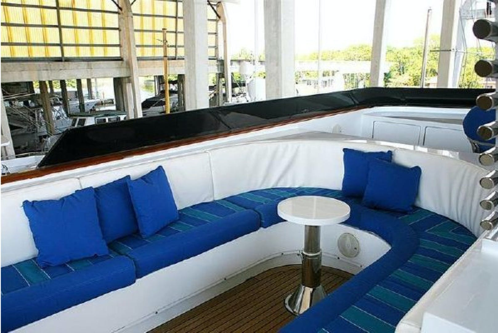 1991 Other 120' Motor Yacht 120 by Lloyds Chief | Picture 2 of 35