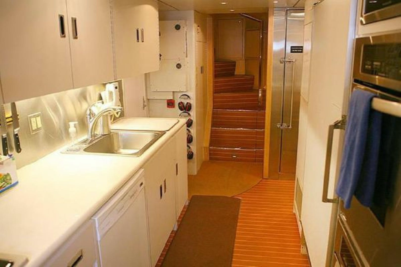 1991 Other 120' Motor Yacht 120 by Lloyds Chief | Picture 1 of 35