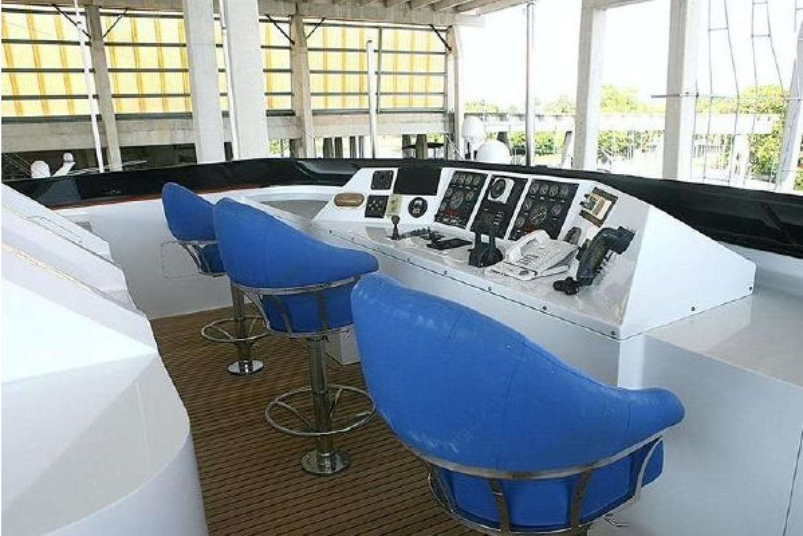 1991 Other 120' Motor Yacht 120 by Lloyds Chief | Picture 7 of 35