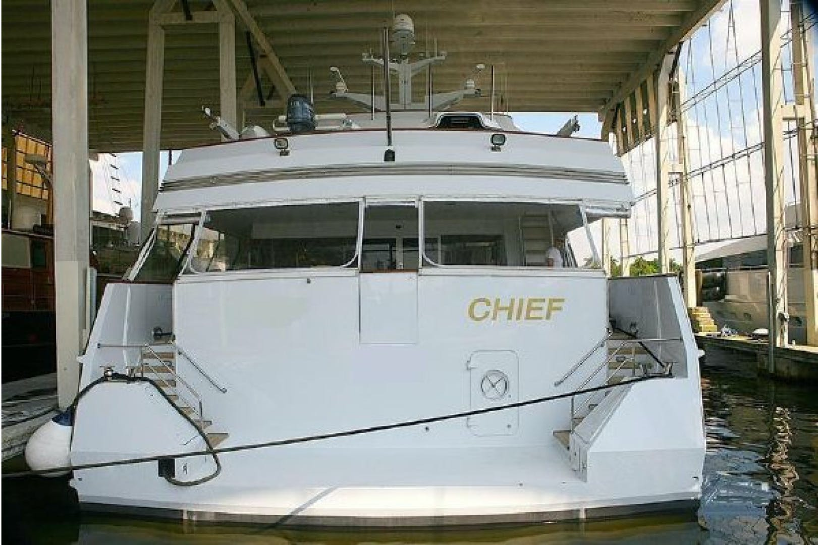 1991 Other 120' Motor Yacht 120 by Lloyds Chief | Picture 3 of 35