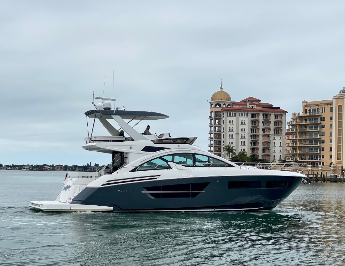 60' Cruisers 2018 60 Cantius Sea Rhythm III