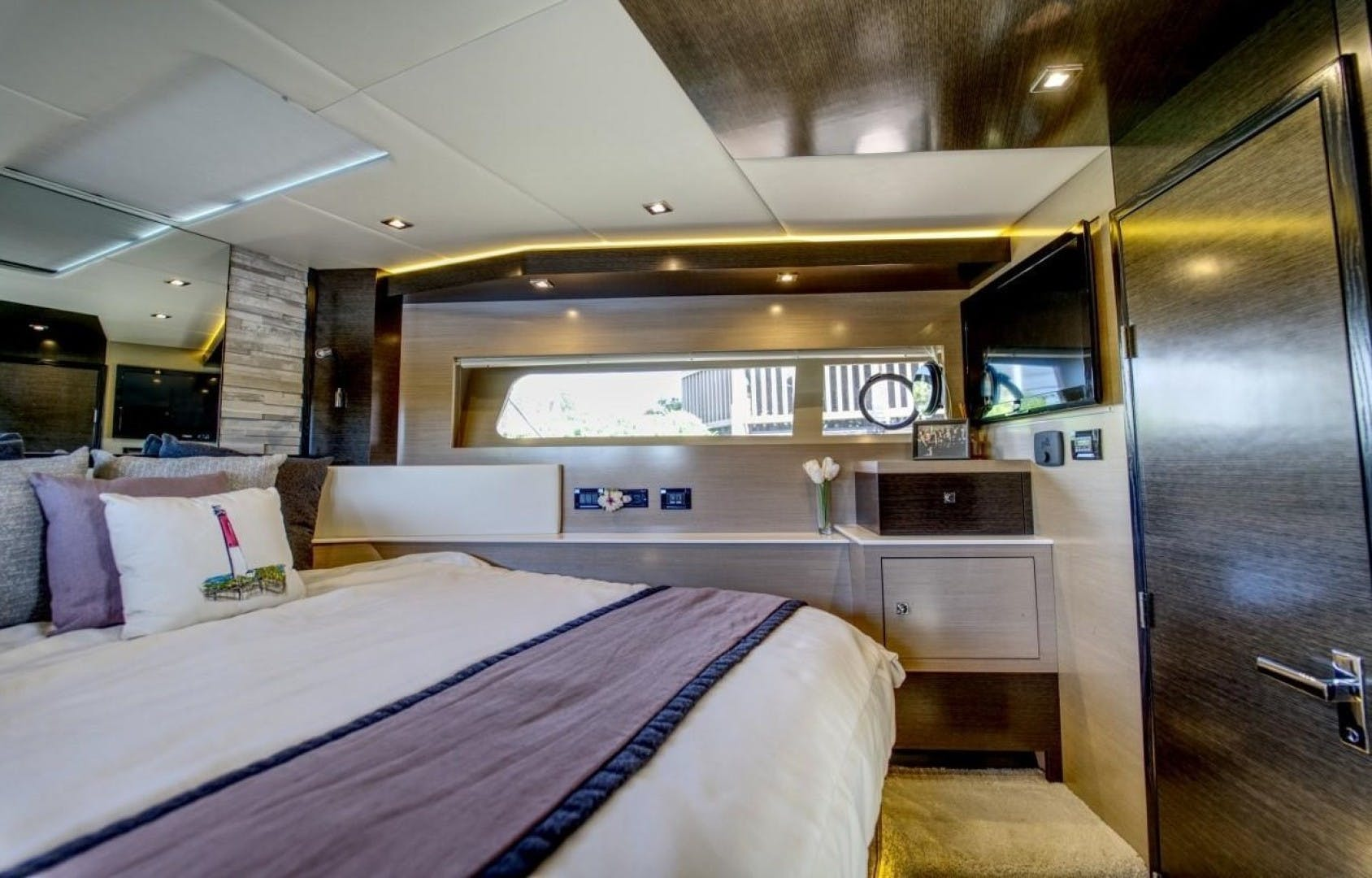 2018 Cruisers 60' 60 Cantius Sea Rhythm III | Picture 6 of 92