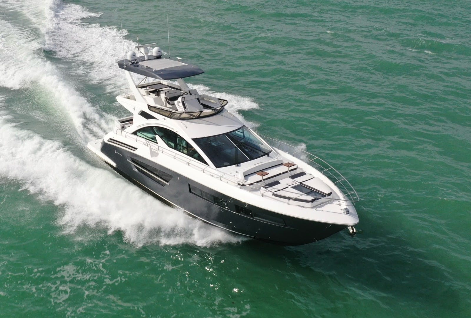 2018 Cruisers 60' 60 Cantius Sea Rhythm III | Picture 7 of 92