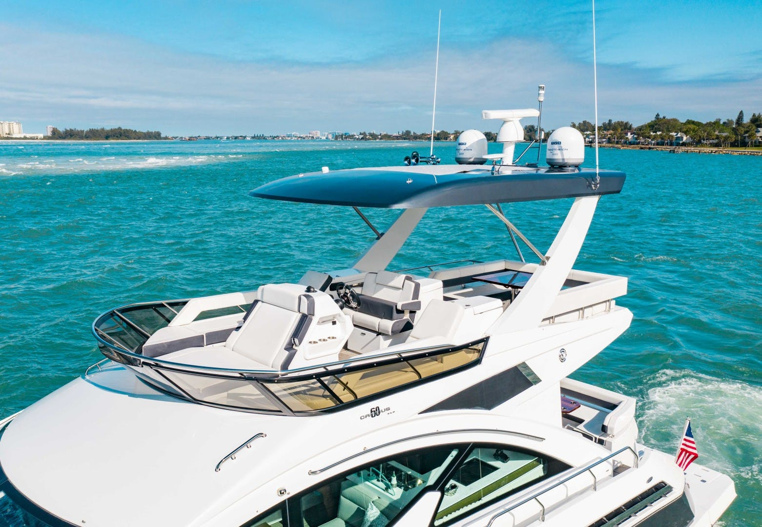 2018 Cruisers 60' 60 Cantius Sea Rhythm III | Picture 4 of 92