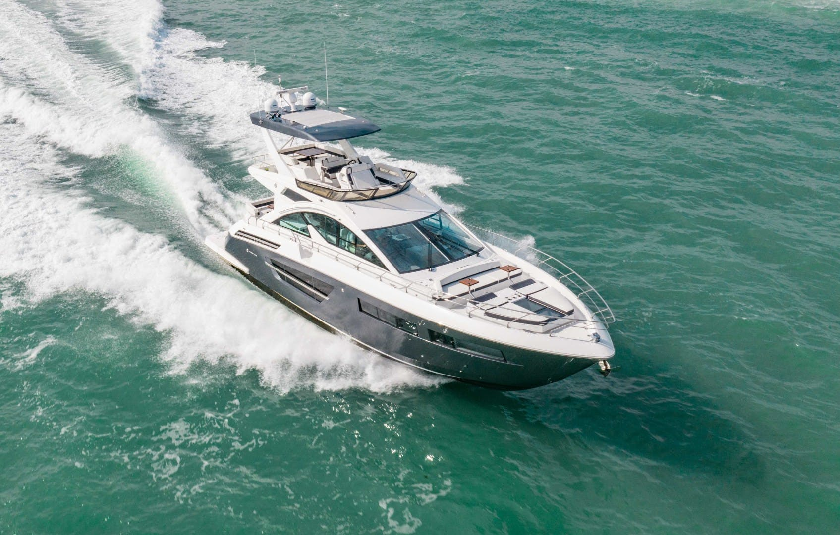 2018 Cruisers 60' 60 Cantius Sea Rhythm III | Picture 8 of 92