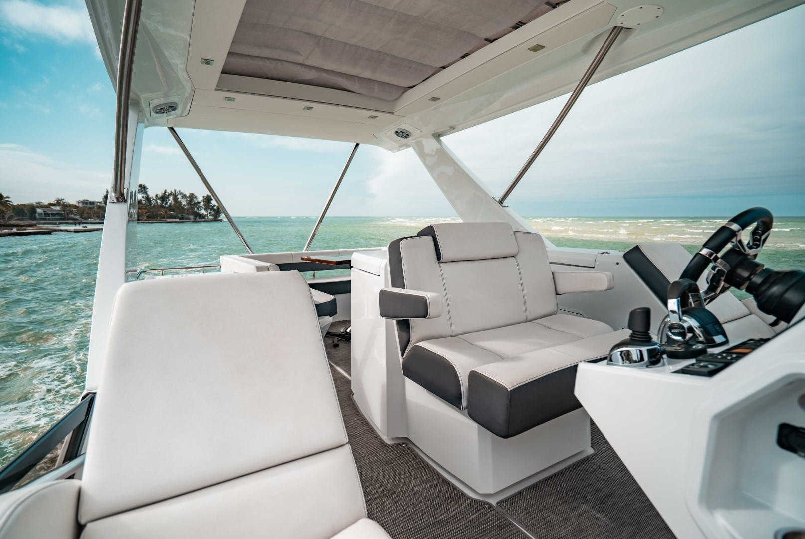 2018 Cruisers 60' 60 Cantius Sea Rhythm III | Picture 2 of 92