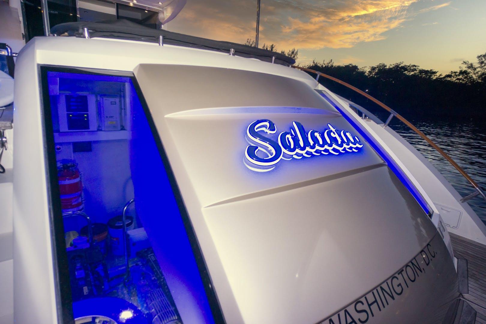 2007 Lazzara 75' LSX Salacia | Picture 4 of 79
