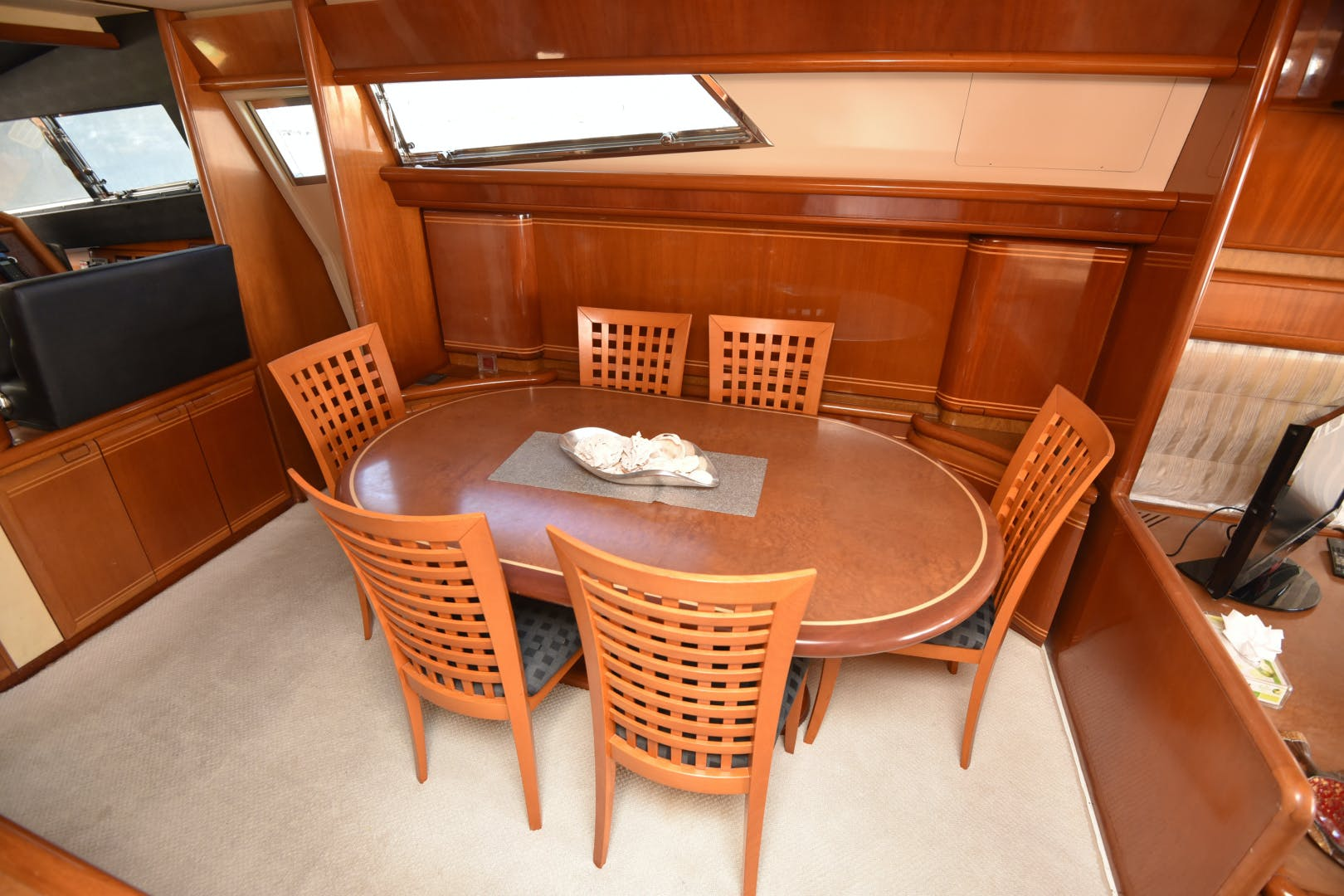 1997 Ferretti Yachts 80' 80  | Picture 2 of 36