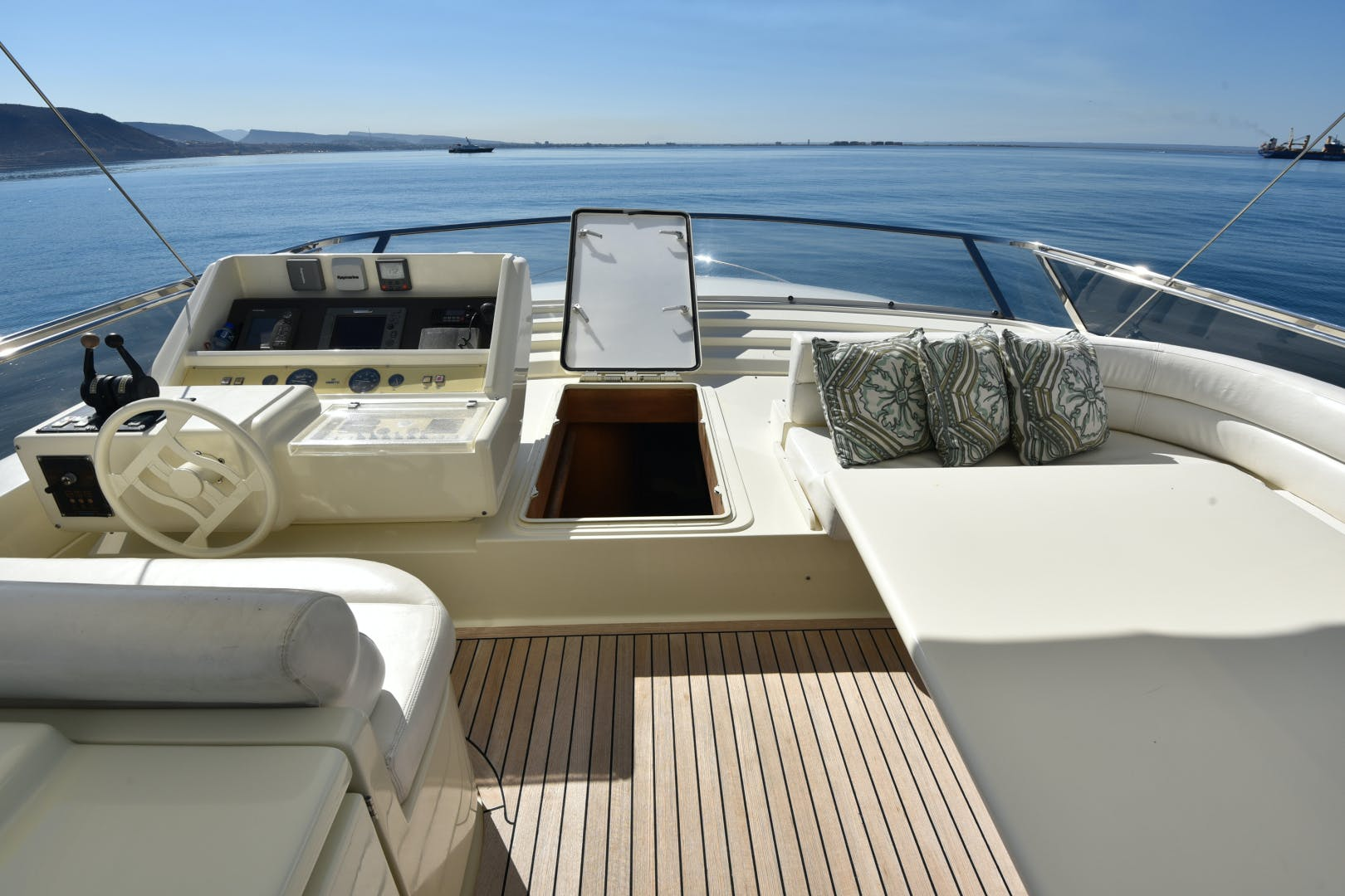 1997 Ferretti Yachts 80' 80  | Picture 1 of 36