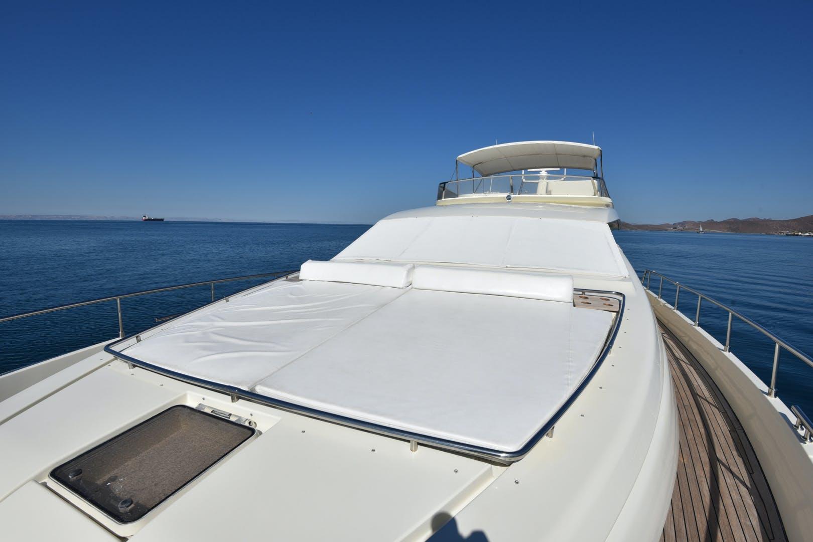 1997 Ferretti Yachts 80' 80    Picture 8 of 36