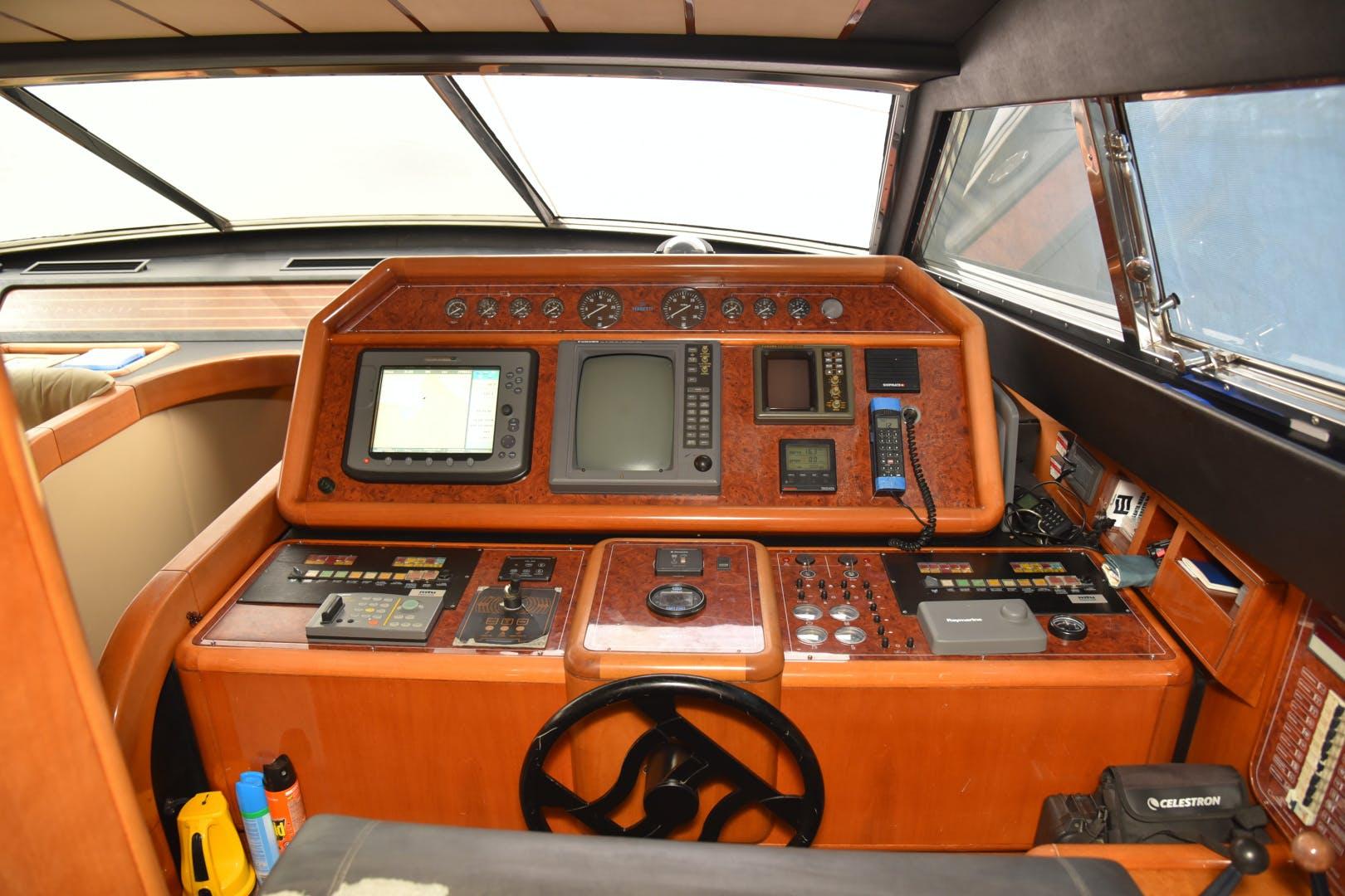 1997 Ferretti Yachts 80' 80    Picture 3 of 36