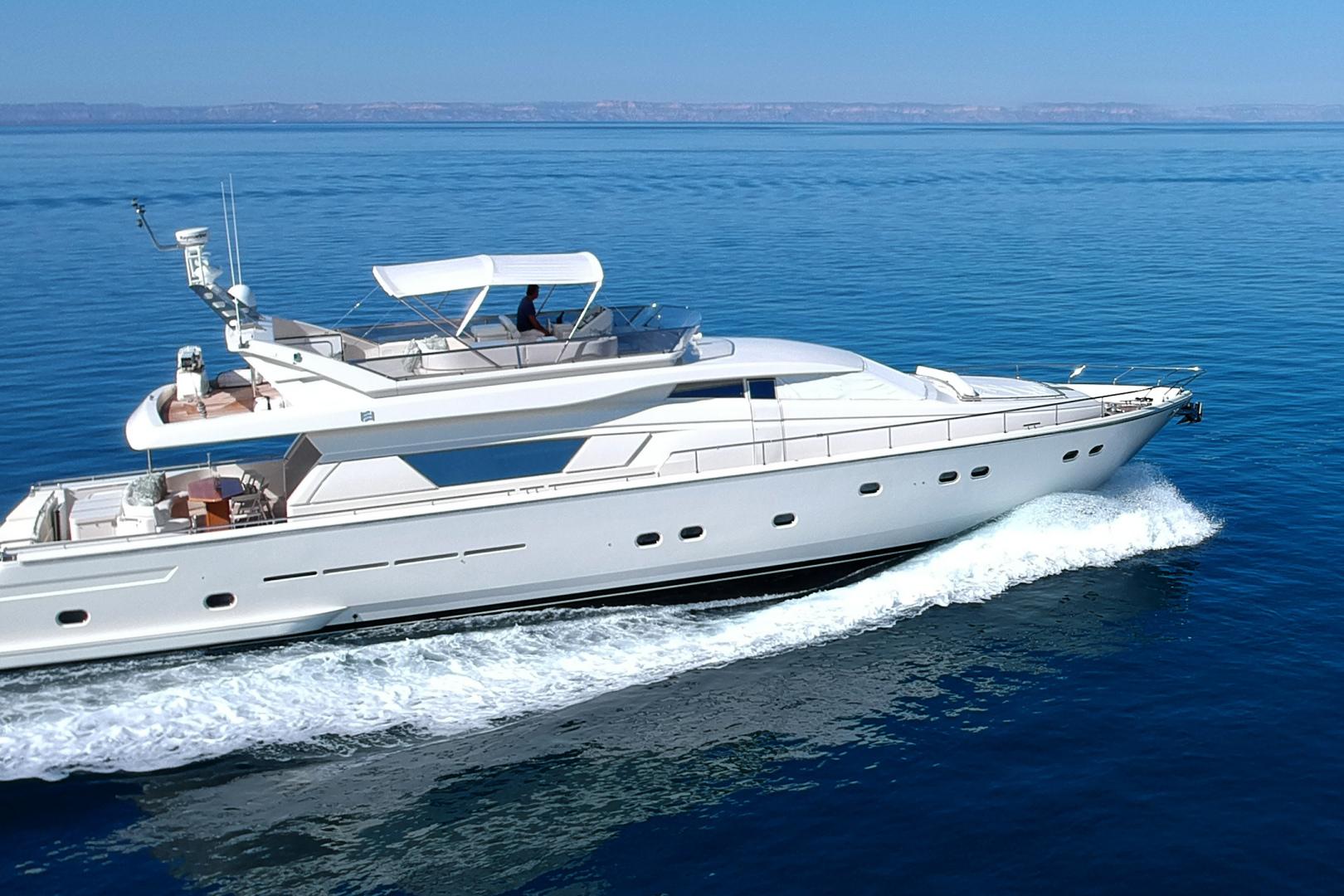 1997 Ferretti Yachts 80' 80