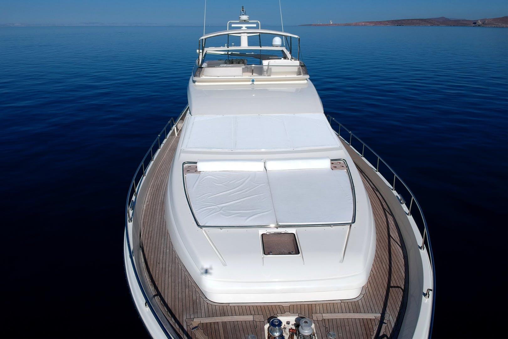1997 Ferretti Yachts 80' 80    Picture 7 of 36