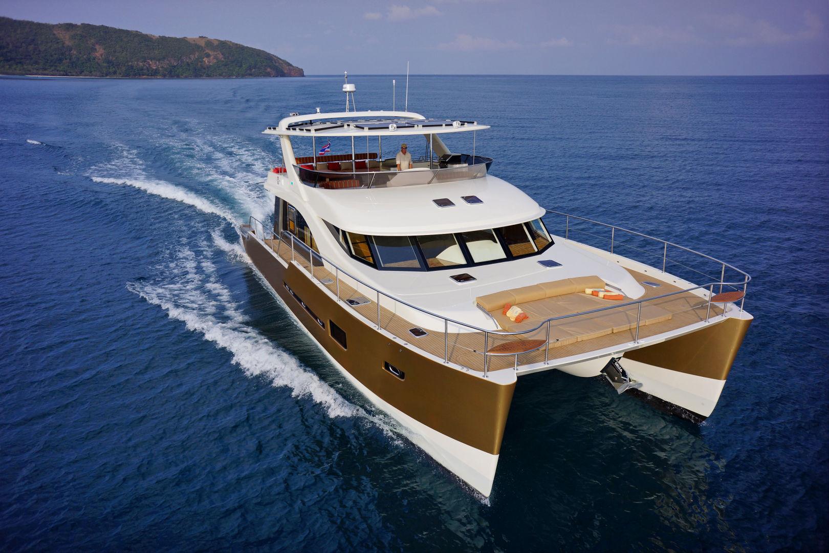 "2014 Bakri Cono Shipyard 65' Heliotrope 65 ""HELIOTROPE 65"""
