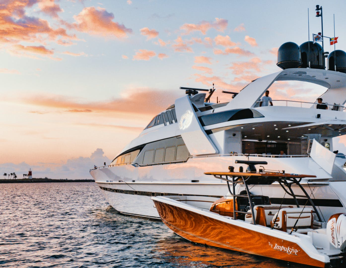 1994 Motor Yacht 126' Norship Impulsive | Picture 6 of 39