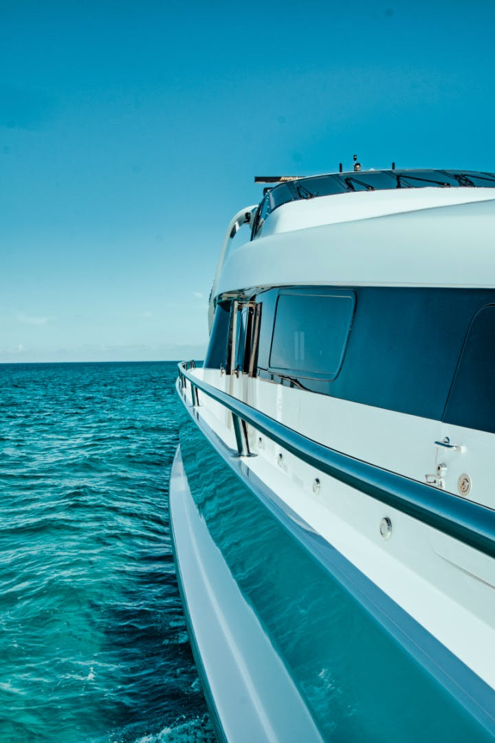 1994 Motor Yacht 126' Norship Impulsive | Picture 5 of 33