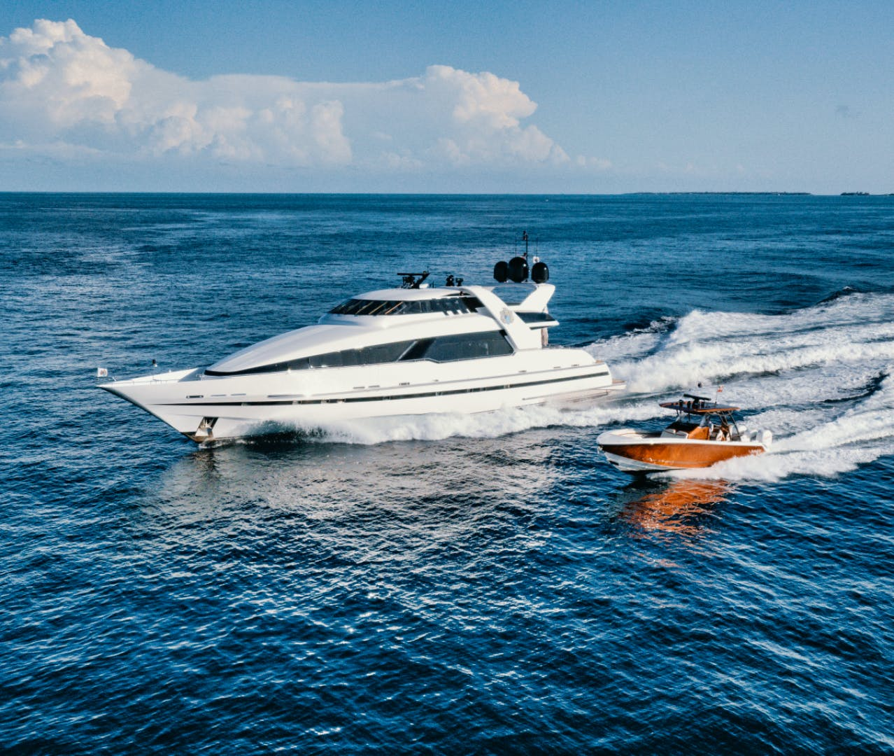 1994 Motor Yacht 126' Norship Impulsive | Picture 5 of 39