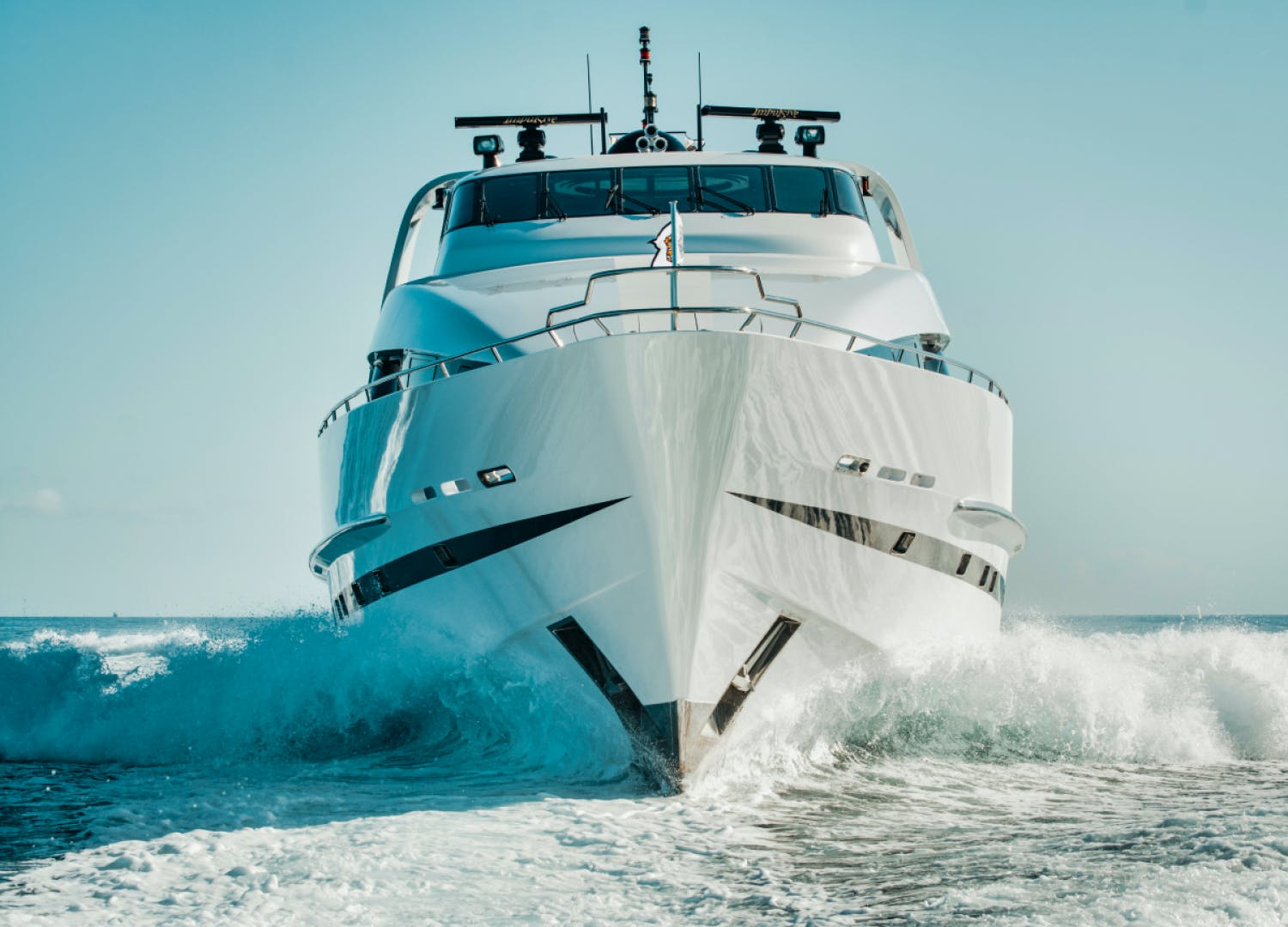 1994 Motor Yacht 126' Norship Impulsive | Picture 4 of 33