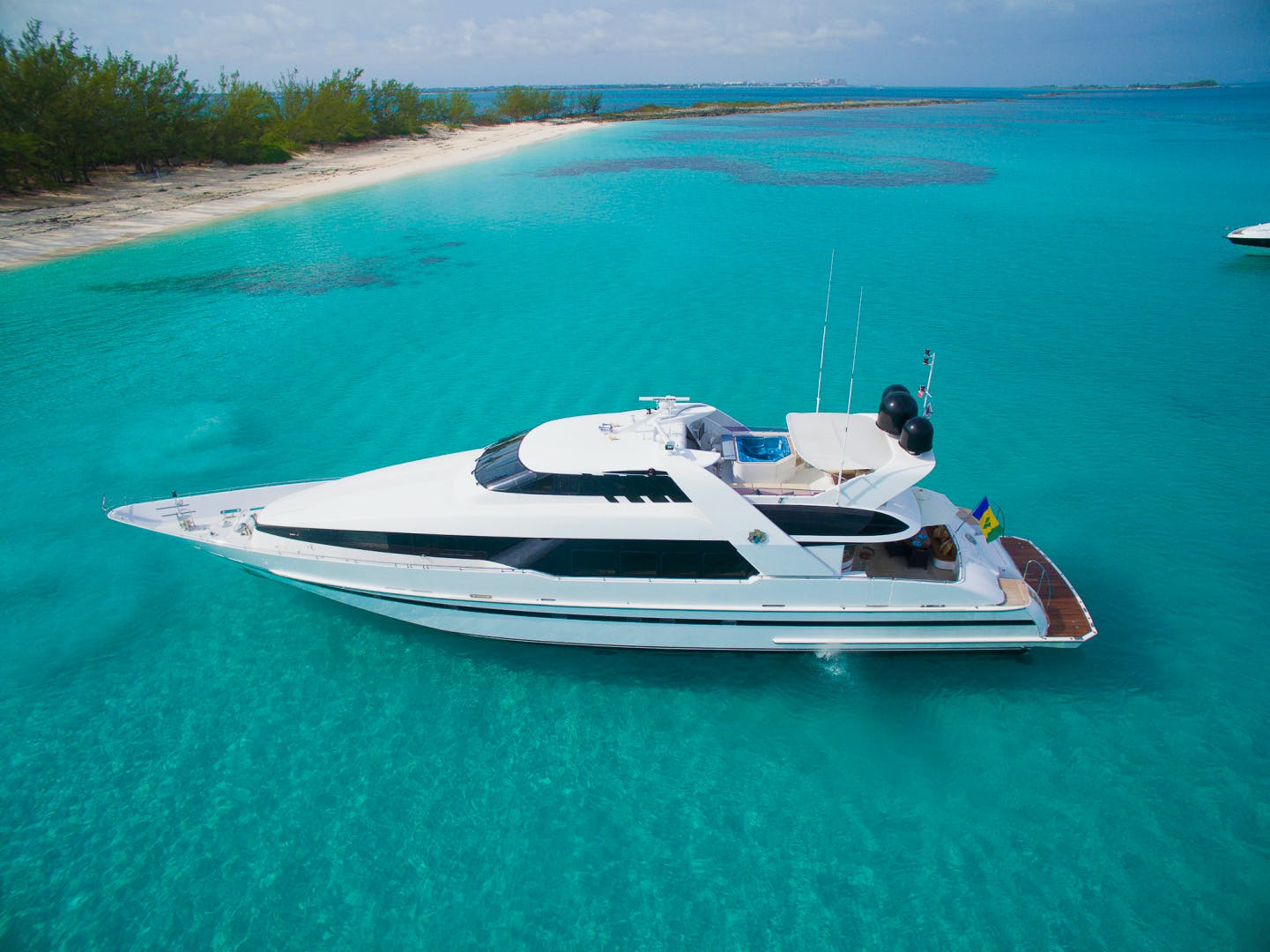 1994 Motor Yacht 126' Norship Impulsive | Picture 2 of 33