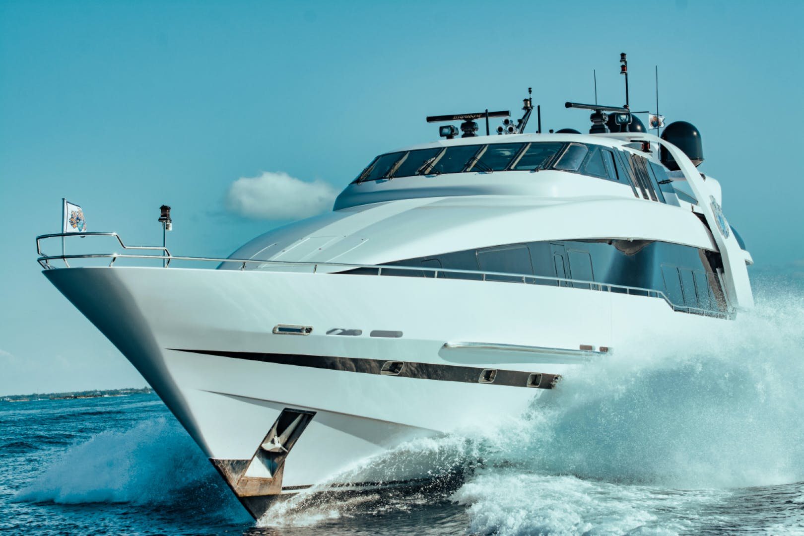 1994 Motor Yacht 126' Norship Impulsive | Picture 3 of 33