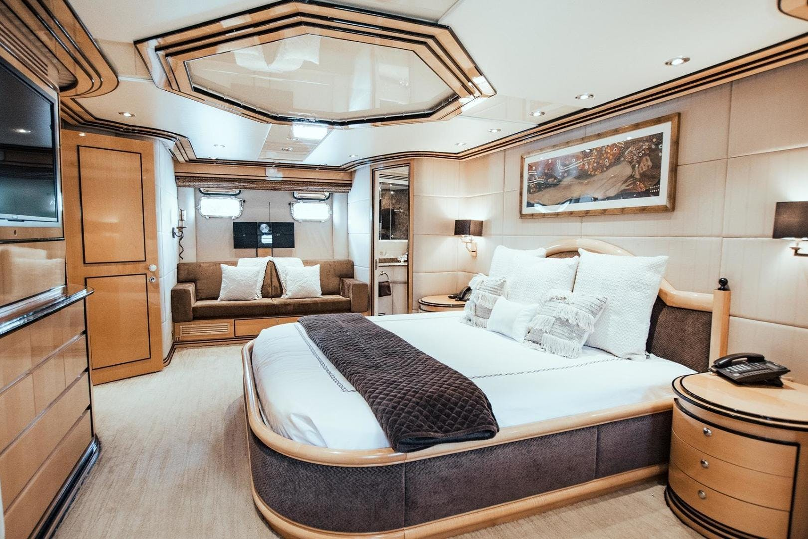 1994 Motor Yacht 126' Norship Impulsive | Picture 8 of 33