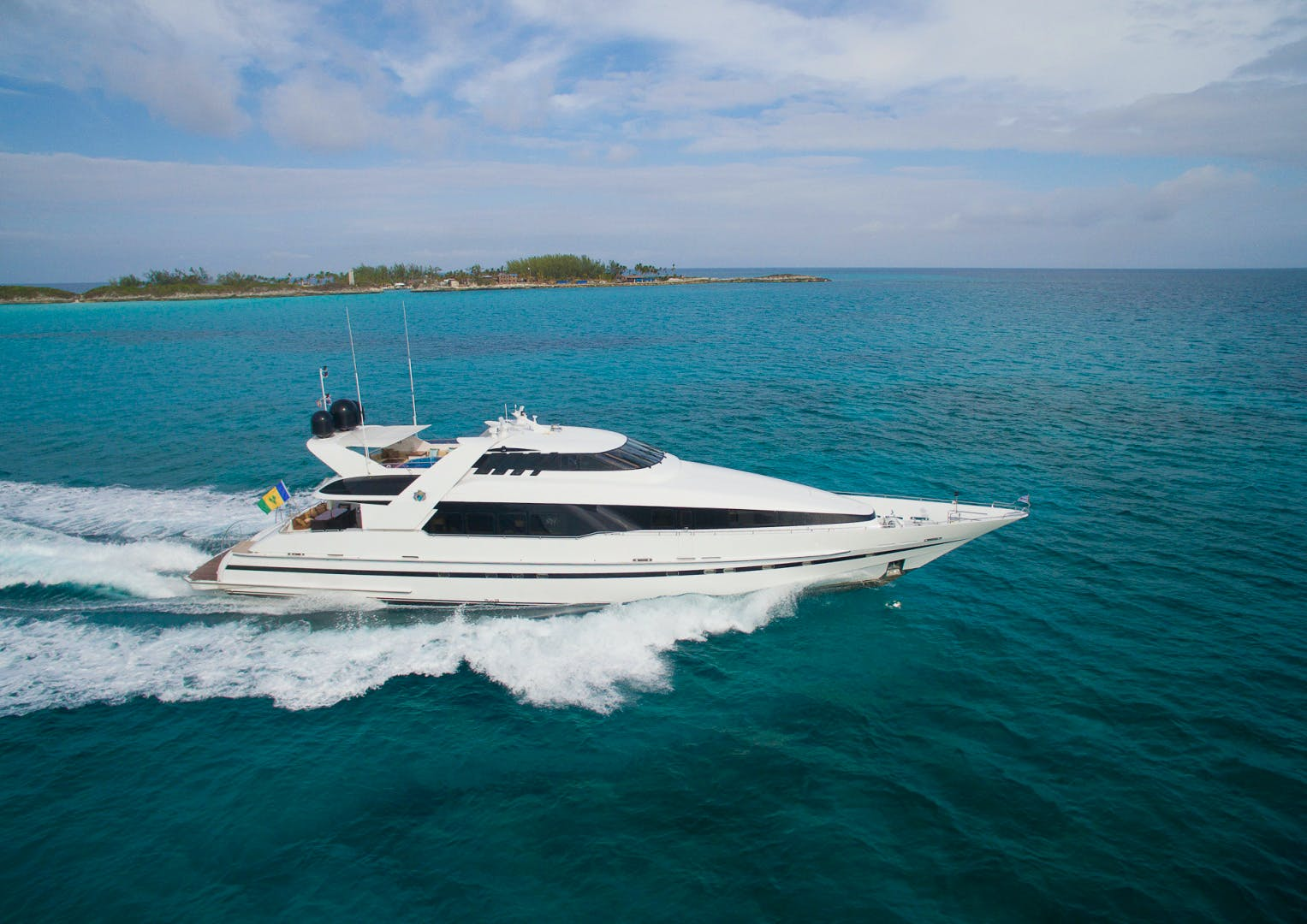 1994 Motor Yacht 126' Norship Impulsive | Picture 1 of 33