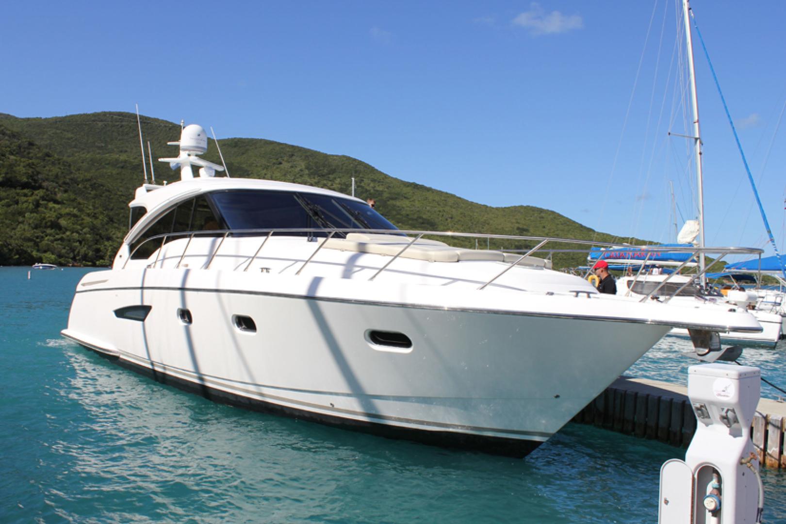58' Tiara Yachts 2009 5800 Sovran Eventus