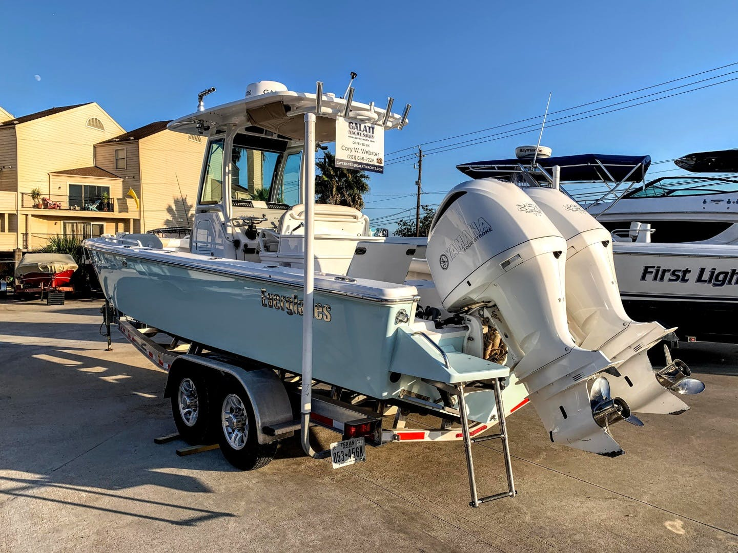 2018 Everglades 27' 273 Center Console No Name | Picture 3 of 20