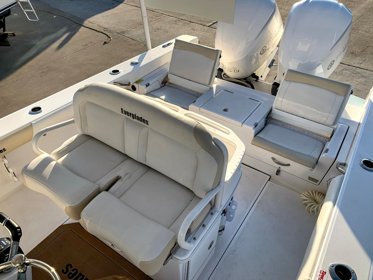 2018 Everglades 27' 273 Center Console No Name | Picture 2 of 20