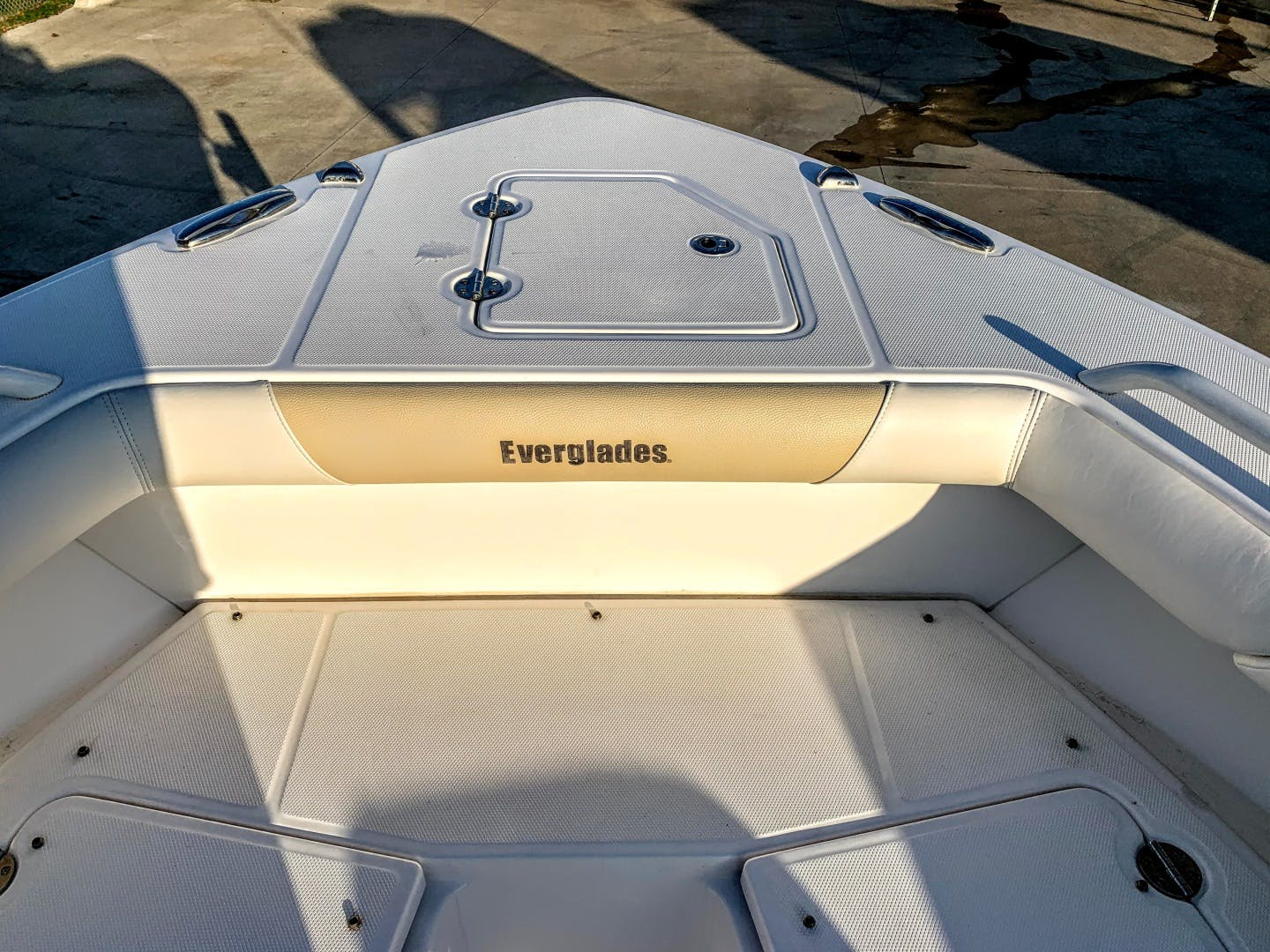 2018 Everglades 27' 273 Center Console No Name | Picture 4 of 20