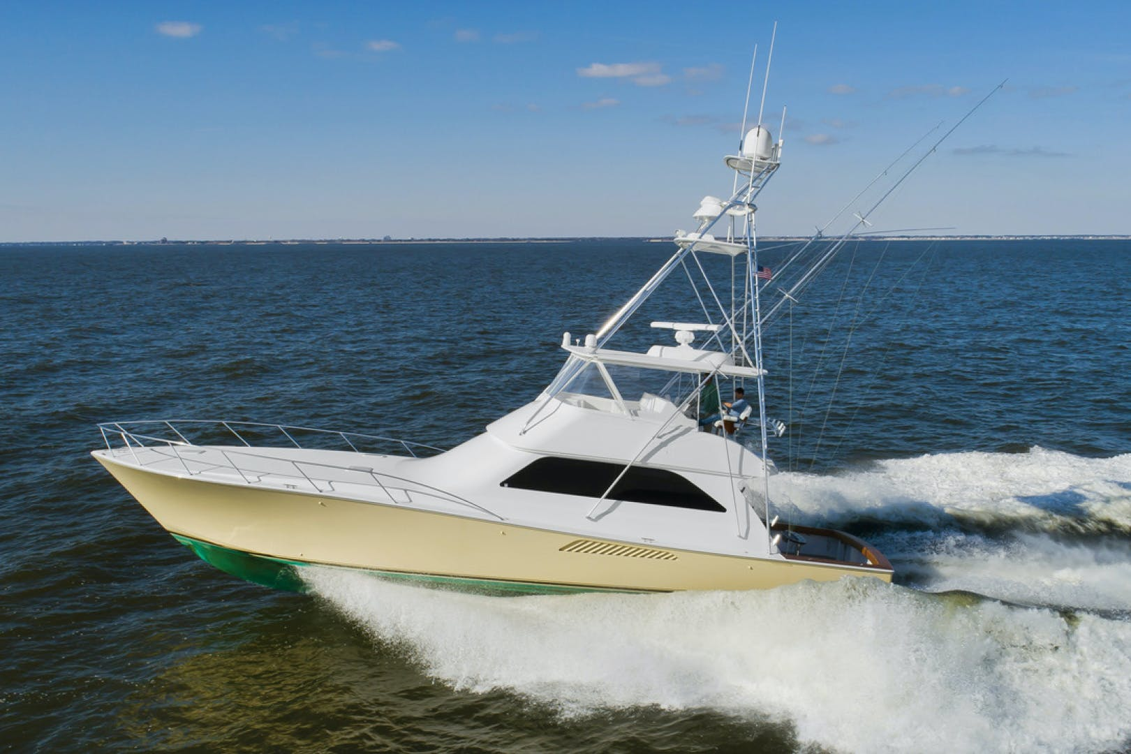 2005 Viking 61' 61Convertible Timeless | Picture 7 of 72