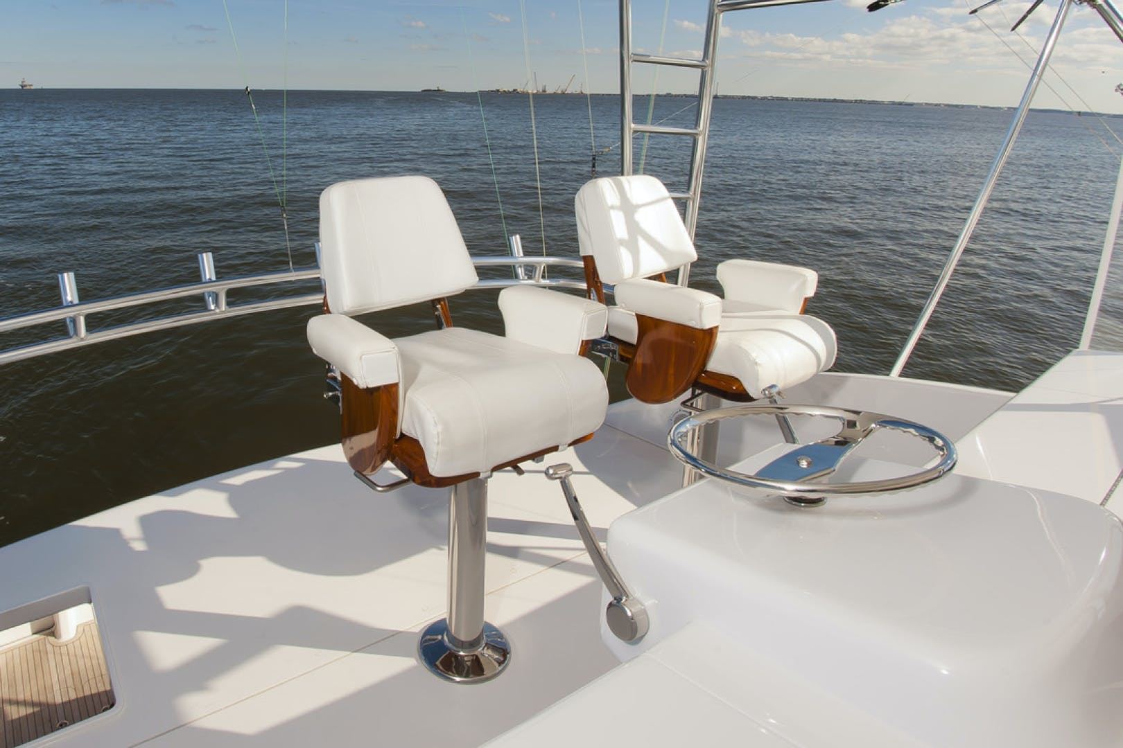 2005 Viking 61' 61Convertible Timeless | Picture 8 of 72