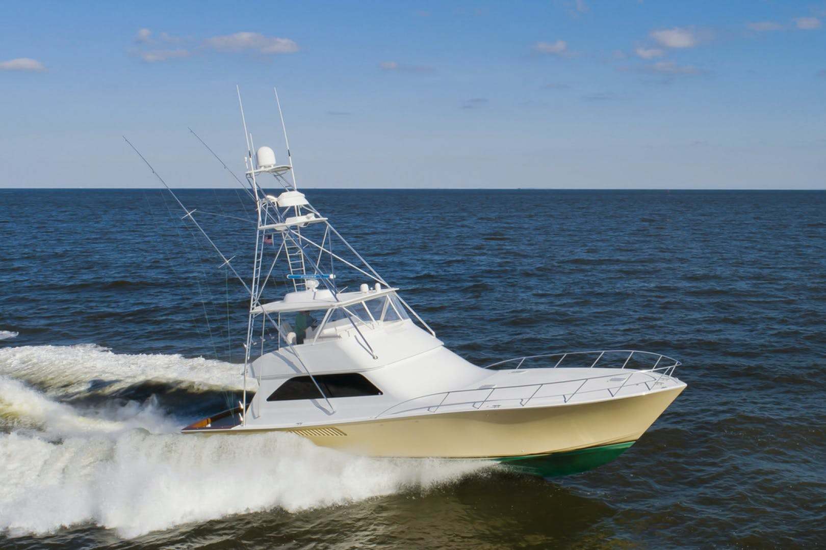 2005 Viking 61' 61Convertible Timeless | Picture 2 of 72