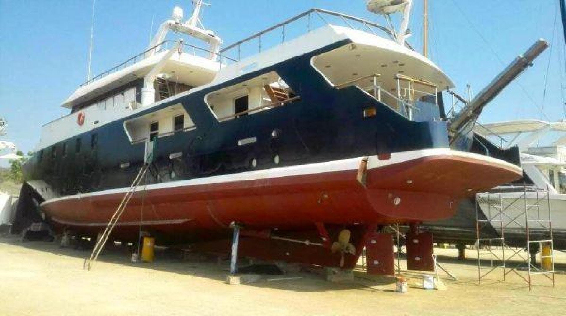 1982 Custom 132' Anastasiades & Tso Star Alliance | Picture 5 of 106